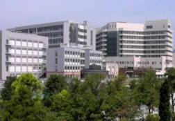 School of Medicine Main Building/University Hospital